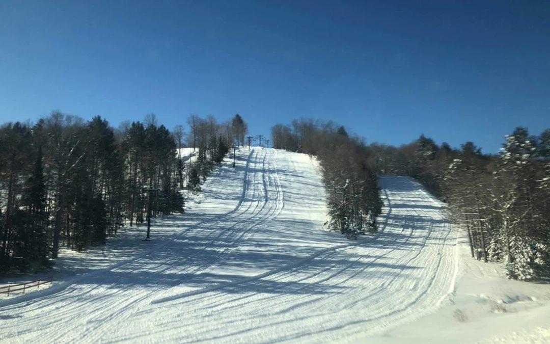What's Happening At Ski Brule?